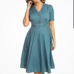 Lindy Bop Ionia Dress